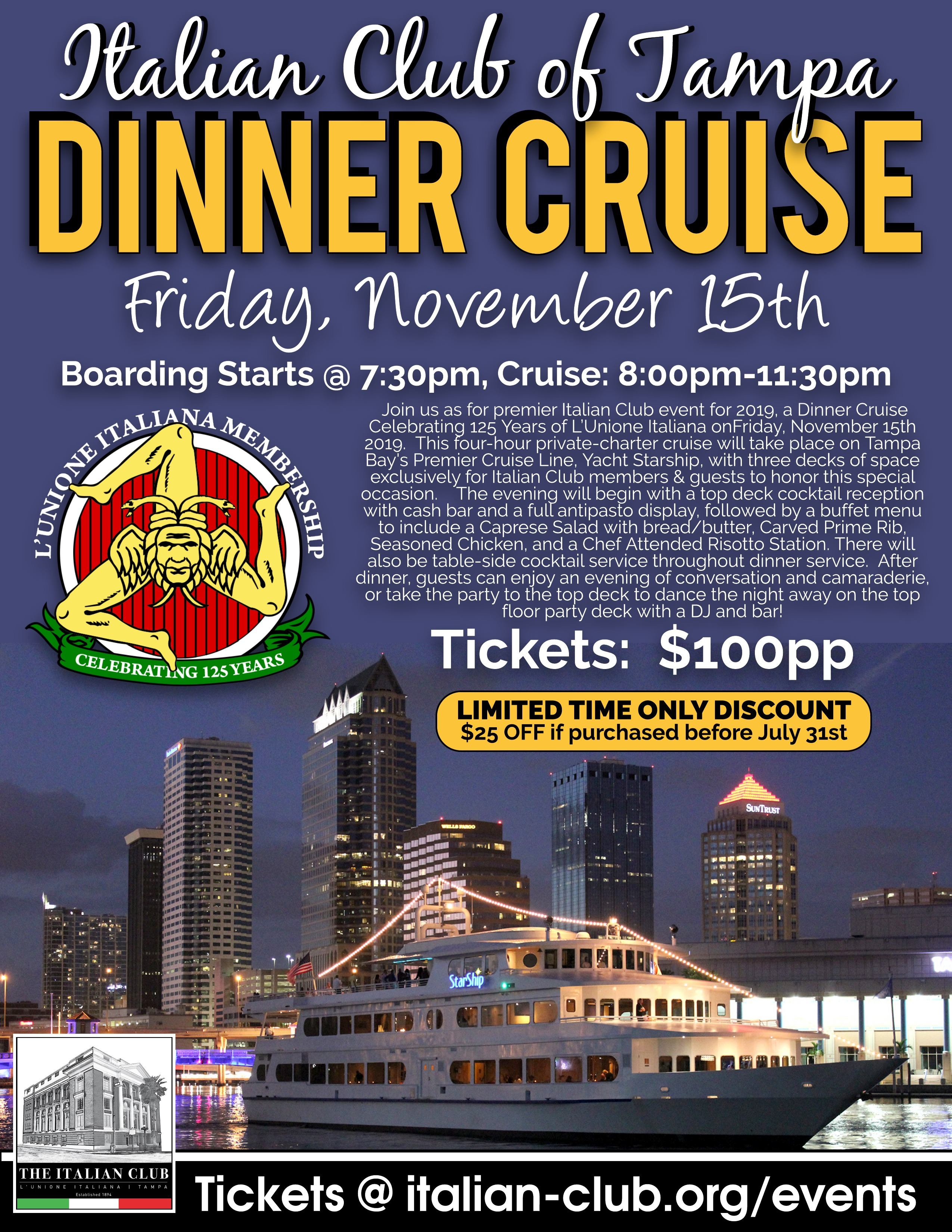 REVISED IC Dinner Cruise 125 Years